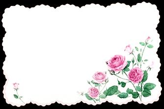 カード.バラ